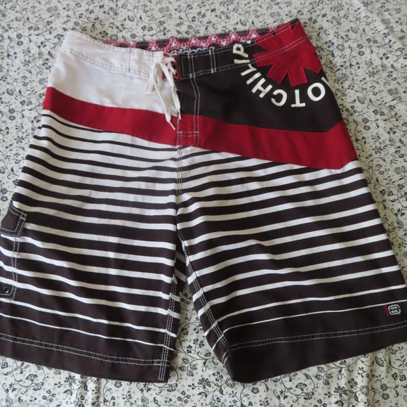 RARE Vintage Billabong RED HOT CHILI PEPPERS 36